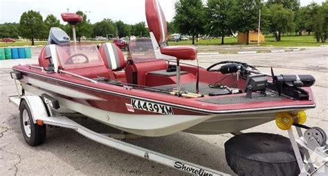bass pro boats kansas city 1985 bass boat for sale in kansas city kansas classified