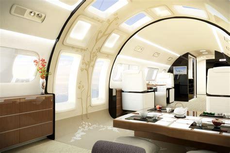 aviones de lujo por dentro un viaje por el interior de un jet de lujo algo maravilloso