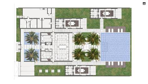 indian villa designs floor plan layout the malkai barka oman properties the malkai villas floorplans