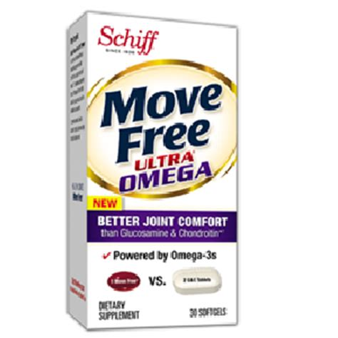 free 1 month supply of move free ultra omega from dr oz at