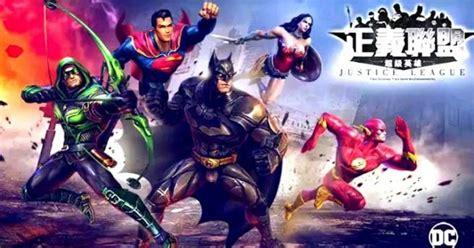 game rpg yg sudah di mod justice league superheroes apk mod android kerakurus