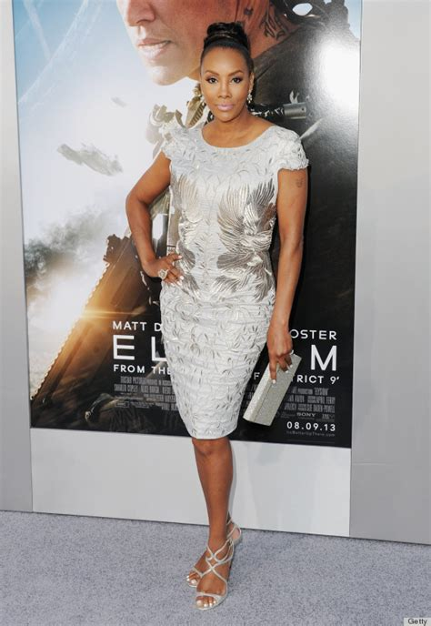 Worst Dress Of The Year Vivica Fox In Naeem Khan by Aniston Fails In Florals On This Week S Worst
