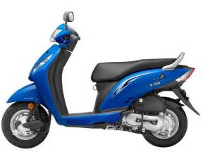 Honda Activa I 2016 Honda Activa I Launched In 3 New Colours Priced At