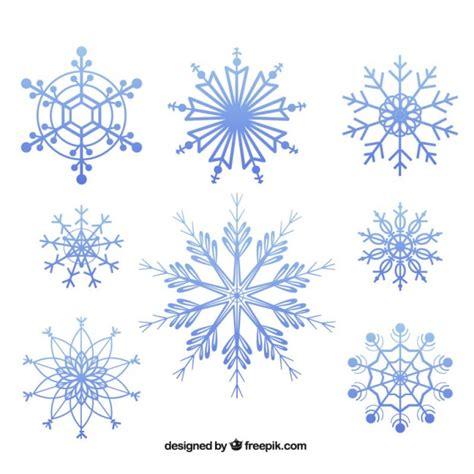 snowflake geometric pattern geometric snowflakes pack vector free download