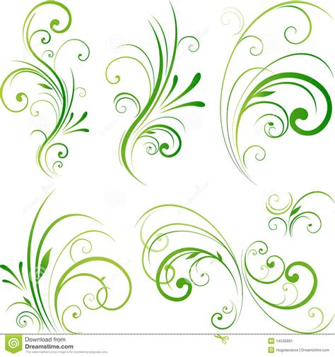 nature designs nature design element stock image image 14535881