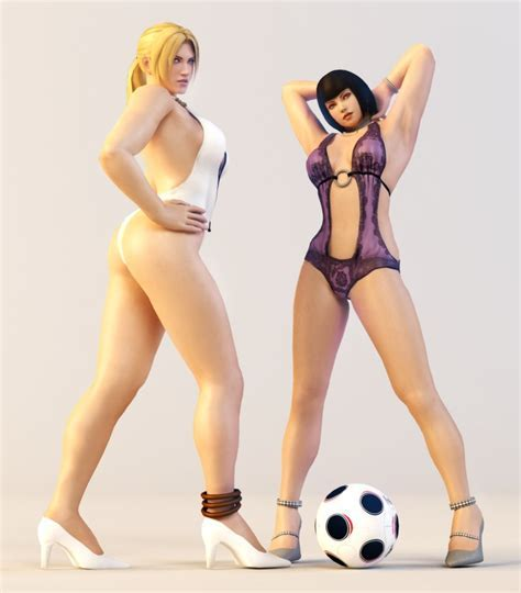 Nina And Anna Ds Render By X Gon On Deviantart