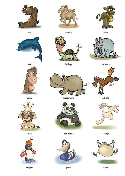 wild animals 1 flashcard hd animal pictures 2013 domestic animals pictures with names
