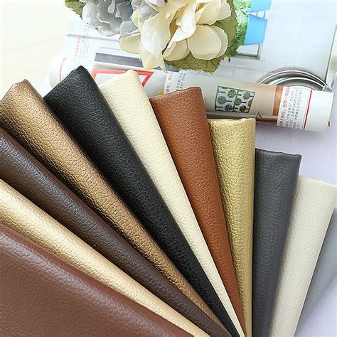 Bag3047 Material Pu Leather 50cm 140cm pu leather fabric faux leather fabric for sewing pu artificial leather for