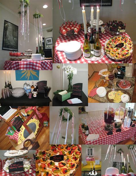 1000  images about Bridal Shower: Italian themed! :) on