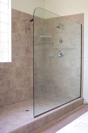 fixed splash gards shower doors