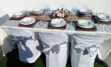 Traditional Wedding Package from R12000 (100 guests) Egoli