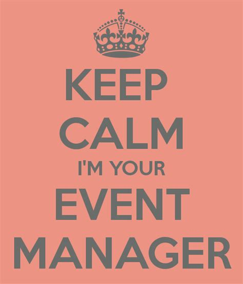 necaxa keep calm keep calm and im a fan of keep calm i m your event manager poster audrey keep