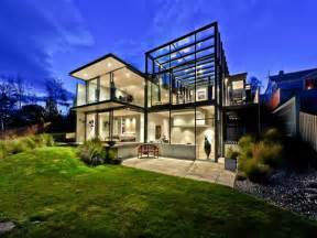 Glass Wall House by Panorama House Design Glass Walls Amp Modern Interiors