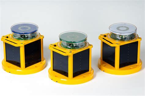 Solar Powered Runway Lights Carmanah Solar Aviation Lighting Solutions