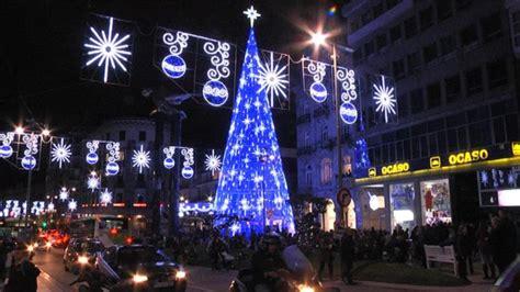 imagenes navidad vigo el encendido de luces de navidad en vigo el 3 de