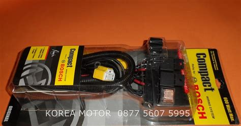 Kabel Busi Set Kia Sportage 2 kabel set relay lu bosch onderdil mobil korea