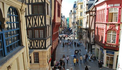 learn french language and culture studies at rouen