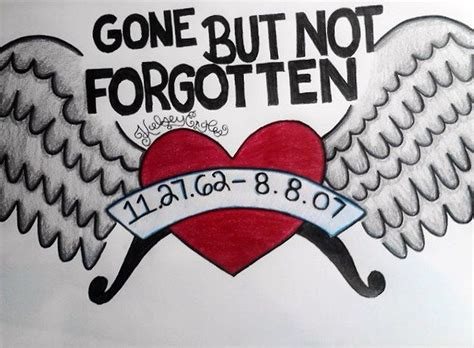 gone but not forgotten tattoo 61 best images about by kelsey engles on