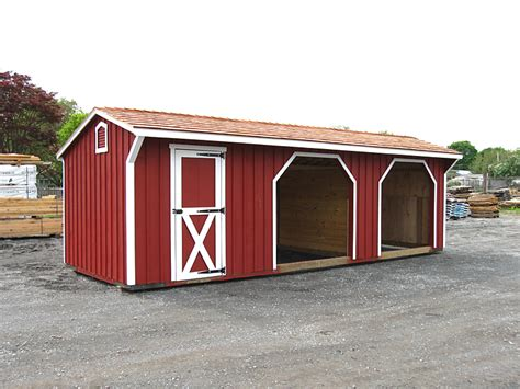 Run In Shed Plans by 85 Open Front Livestock Shed Run In Shed Plans 12x16