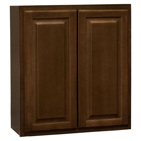 hton bay hton assembled 27x30x12 in wall kitchen