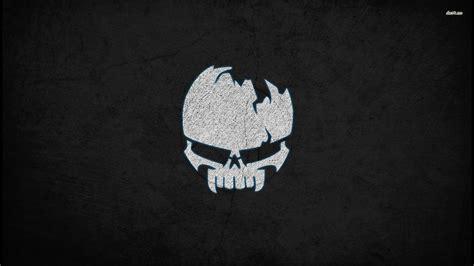 wallpaper hd black skull skull wallpapers black background hd desktop wallpapers