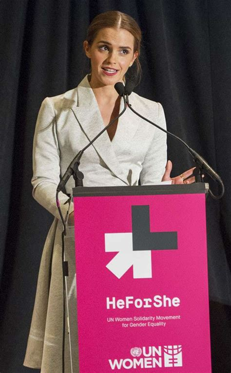 emma watson speech emma watson s heforshe gender equality caign gains