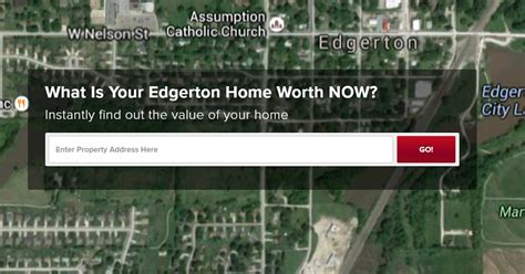 kansas city what is your edgerton ks home worth