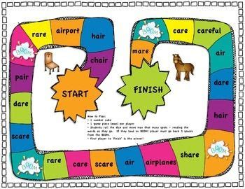 air pattern words spelling patterns activities for students and pocket