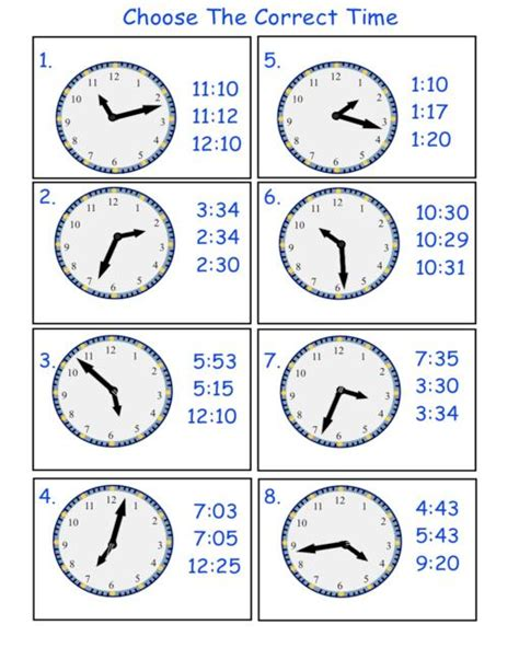 printable telling time sheets free free telling time coloring pages