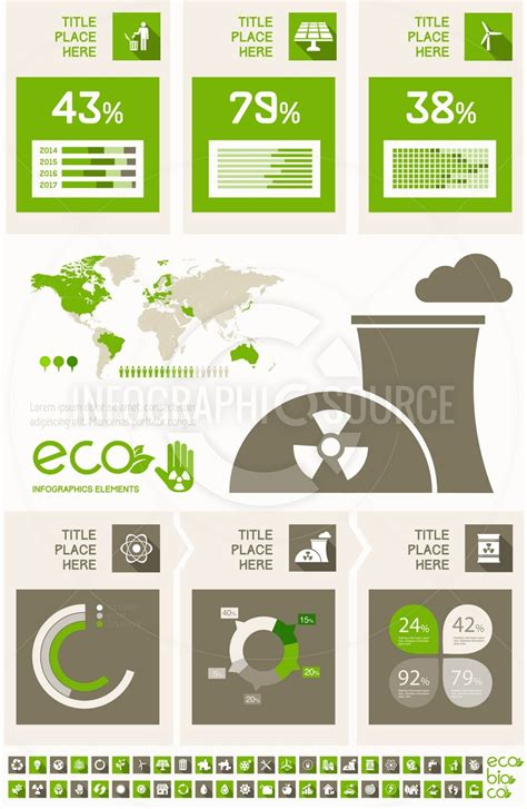 Infographic Resume Creator by Ecology Infographic Template Print 5