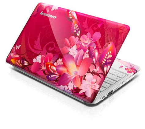 Laptop Lenovo Pink lenovo rolls out s10 3s wind and moon netbooks tech ticker