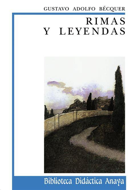 libro rmas de gustavo a imagen 34 51 rimas y leyendas