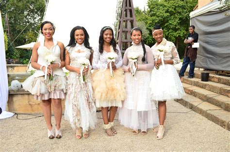 photos of thandaza watch the biggest south african soapie wedding ever on