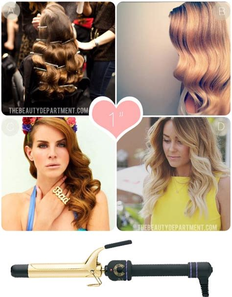 Pageant Curls Hair Cruellers Versus Curling Iron | the beauty department your daily dose of pretty what