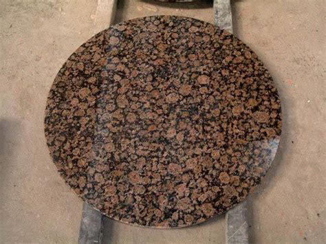 china baltic brwon granite table top china table top