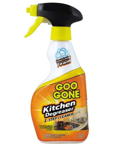 How To Make Kitchen Cleaner by Goo Kitchen Degreaser In Household Cleaning Products