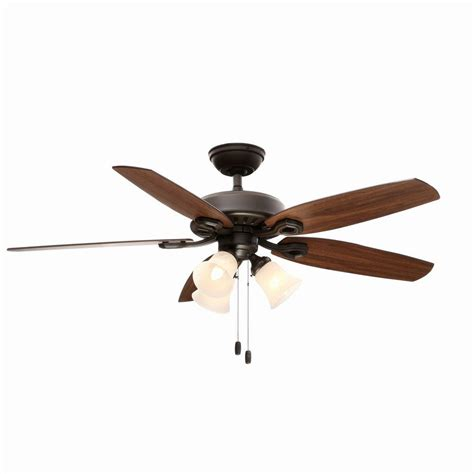 hunter builder elite 52 in indoor new bronze ceiling fan hunter builder plus 52 in indoor new bronze ceiling fan
