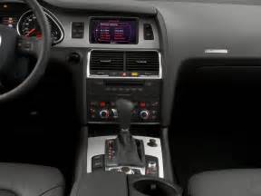 2007 Audi Q7 Interior 2007 Audi Q7 Instrument Panel Interior Photo Automotive