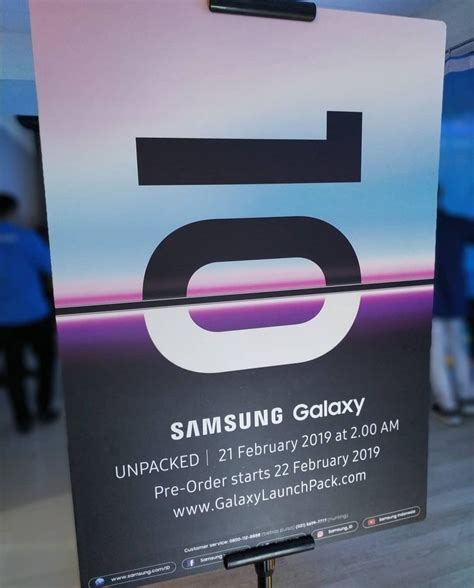 galaxy  pre order  availability details