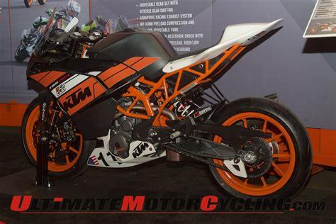 Ktm Custom Parts 5 Must See 2015 Ktms At Progressive Ims
