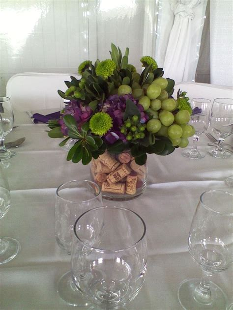 25  best ideas about Wine cork centerpiece on Pinterest