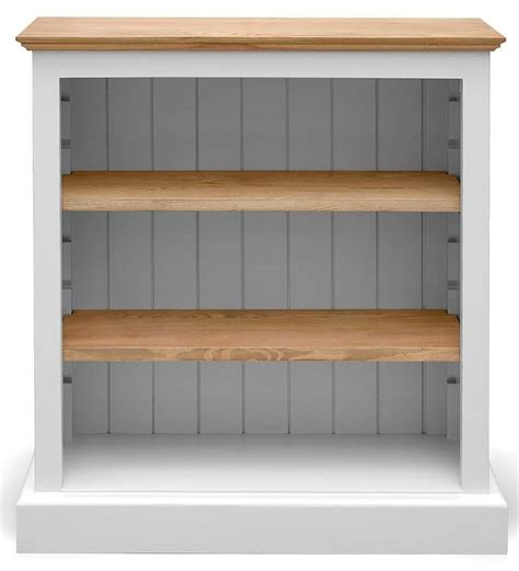 Small 2 Shelf Bookshelf Buy Tfw Mottisfont White Bookcase Low Small 2 Shelves