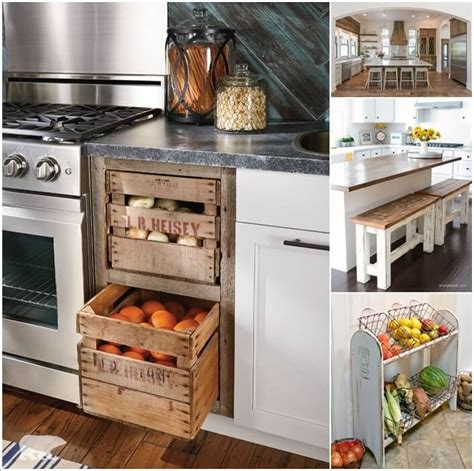 how to decorate kitchen decorate your kitchen in charming farmhouse style