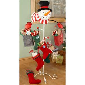Christmas Stocking Floor Stand Floor Stand Christmas Stocking Holder Myideasbedroom Com