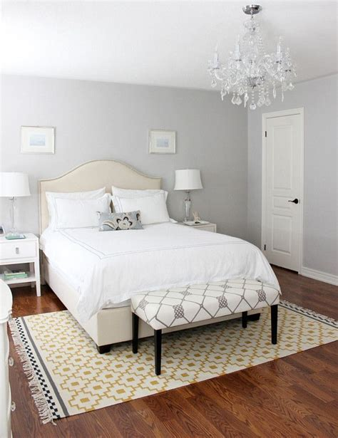 gray bedroom walls a light gray shade will give your bedroom a romantic