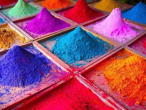 color colorful dust sand image 410364 on favim