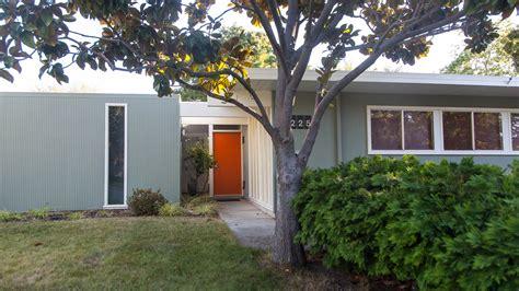 joseph eichler homes for sale eichler homes in the east bay
