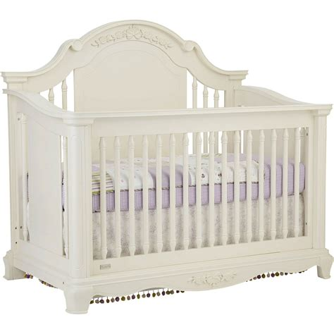 Bassett Addison 4 In 1 Stationary Crib Cribs Baby Bassett Baby Crib