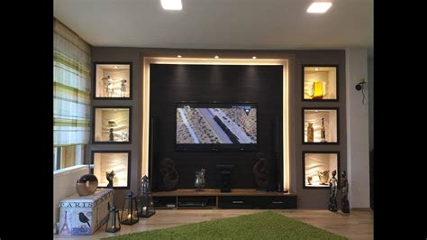 Living Room Designer by Tv Wand Selber Bauen Wohnzimmer Living Room Tv Wall