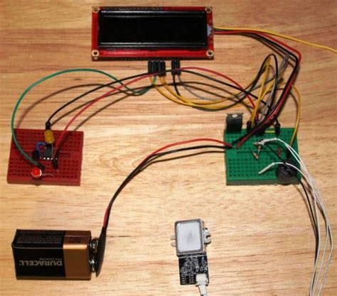 fingerprint garage door opener diy garage door opener with fingerprint scanner